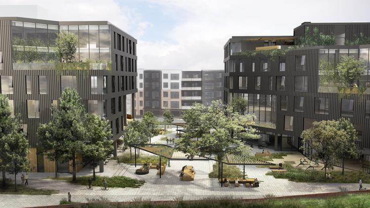 A 300K Square Foot Urban Office Campus Is Coming To Inner Northwest  Portland (Photos)