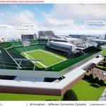 Four reasons timing is right for new stadium at BJCC