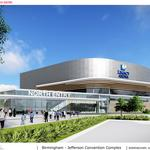 BJCC board approves deeper look at Legacy Arena project