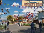 Carowinds adding vintage fair rides, WinterFest holiday event