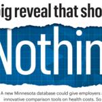 Minnesota's half-hidden health data