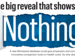 Minnesota's half-hidden health data