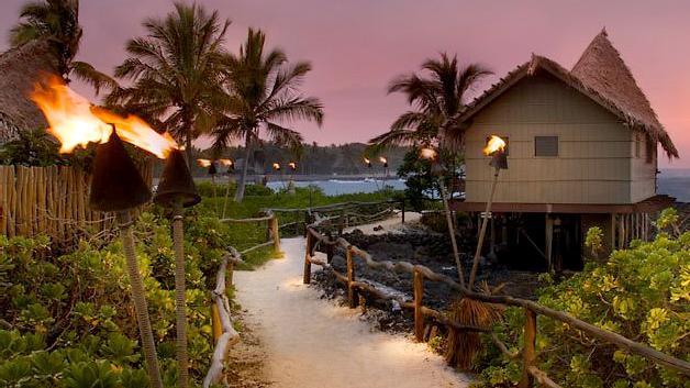 Hawaii's iconic Kona Village Resort to reopen in 2019