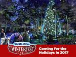 Worlds of Fun gets in the holiday spirit
