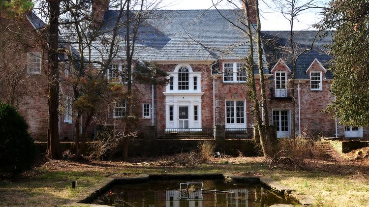 The Drumanard Estate Was Purchased By The Kentucky Transportation Cabinet  For $8.3 Million In 2012 As