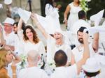 Photos: Diner en Blanc transforms Art Museum, Rocky steps into 'Paris on the Parkway'