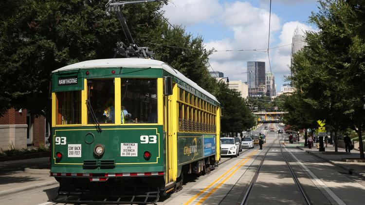 FORECAST 2017: Here comes second round of Charlotte's streetcar