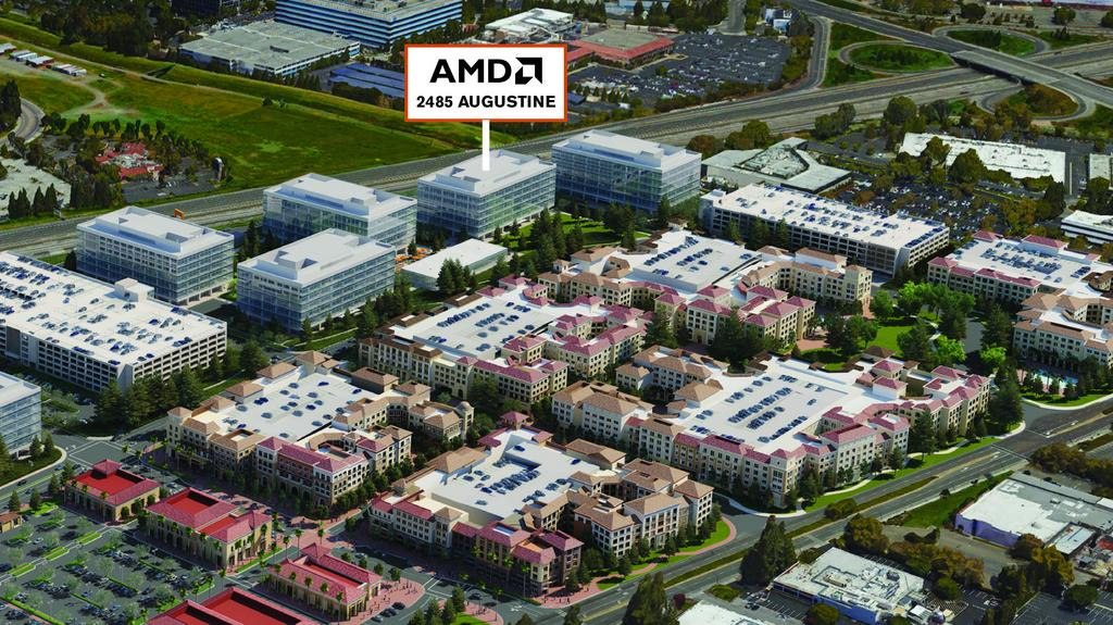 Amd Signs 220 000 Square Foot Lease At Irvine Company S Santa Clara Square Ending 47 Year History In Sunnyvale Silicon Valley Business Journal
