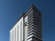 REM Hospitality is developing a mixed office and hotel building in downtown San Antonio. The hotel will be branded as Cambria.