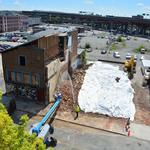 Albany Convention Center Authority paying for emergency demolition downtown