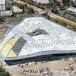 Check out Nvidia's new polygon headquarters from the air