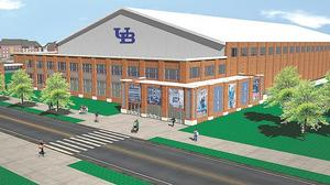 University at Buffalo gets green light on $18M fieldhouse; will issue construction bids in next few days