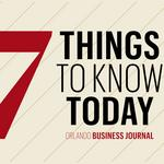 7 things to know today and new report questions value of incentives