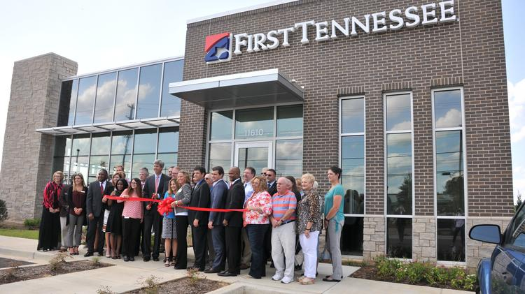 First Tennessee Bank Will Reduce Part Of Its Staff At A Former