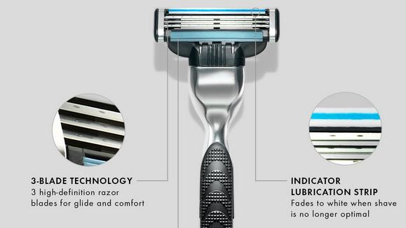 P&G sues rival over razors