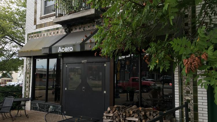 Sardella Acero Among Foodie Restaurants St Louis