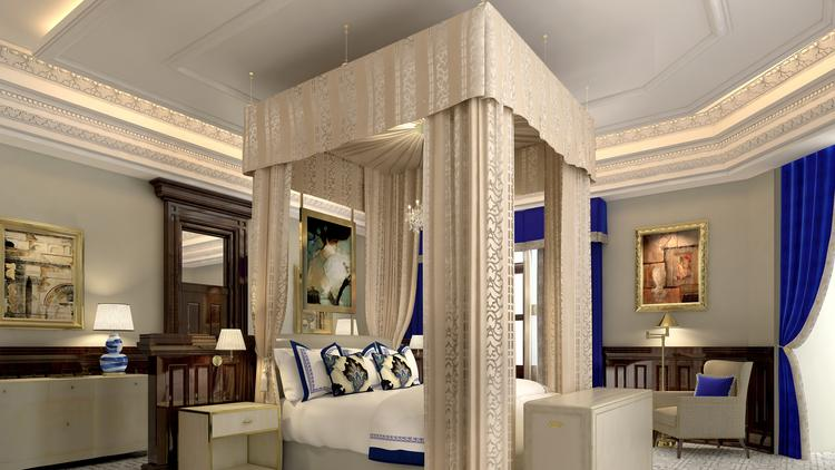 Trump international hotel washington d c reveals images of its presidential suite washington for 3 bedroom suites in washington dc