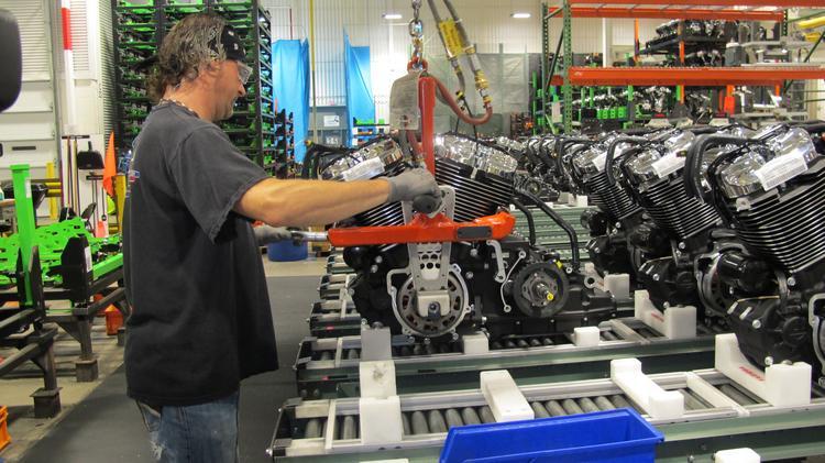 Louisville Harley Davidson >> Harley-Davidson to cut U.S. manufacturing jobs - Milwaukee ...