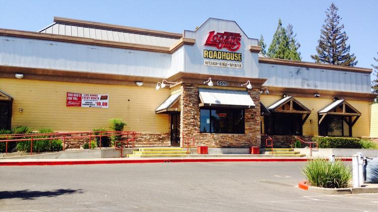 The Former Logan S Roadhouse Site In Citrus Heights