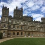 ​Backstage at (the real) Downton <strong>Abbey</strong>