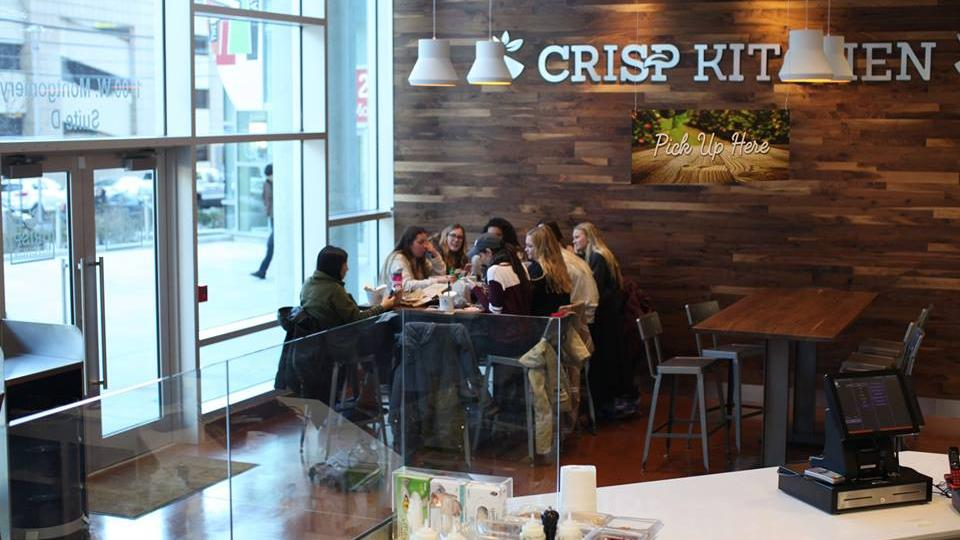 crisp kitchen opening 2 spots including center city restaurant philadelphia business journal - Crisp Kitchen