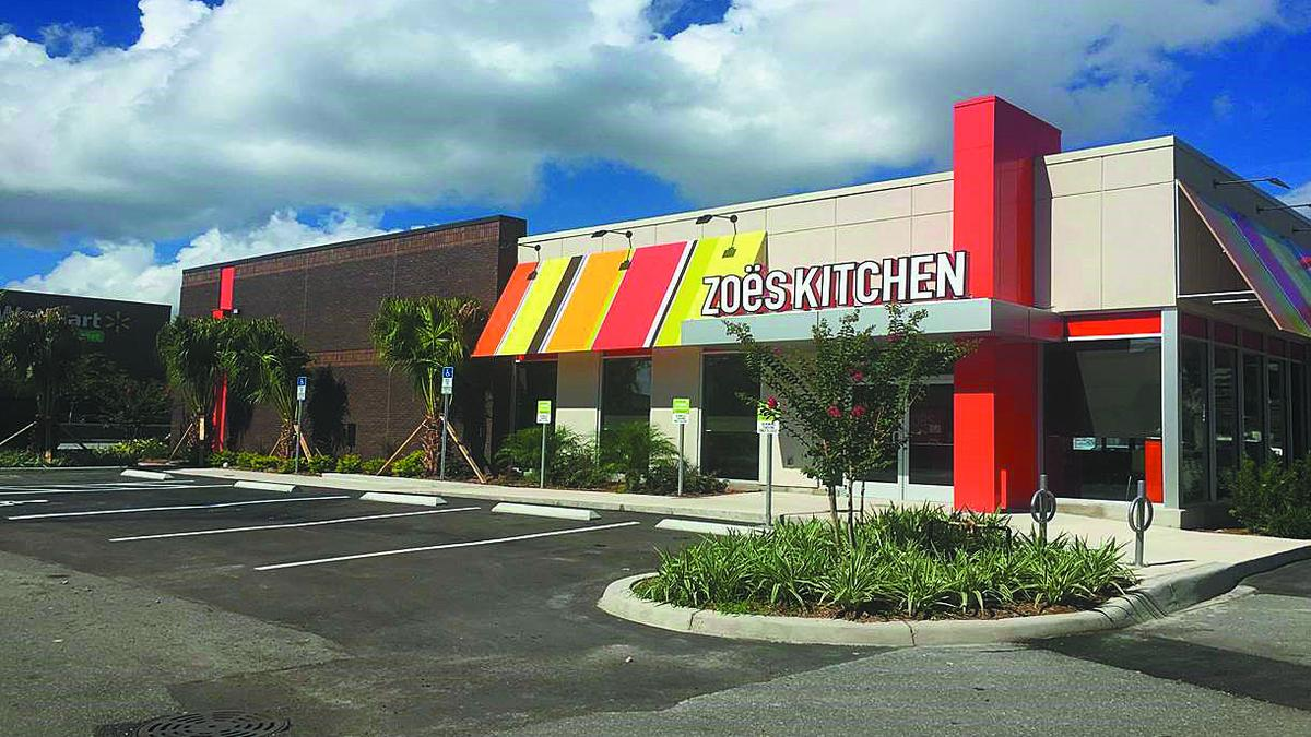 Zoe S Kitchen Coming To Carrollwood Tampa Bay Business Journal