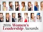 Meet the 2016 Women's Leadership Award winners (slideshow)