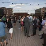40 Under 40 alumni take over 88Nine Radio Milwaukee rooftop: Slideshow