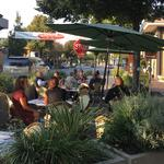 Menlo Park hopes outdoor dining brings life to downtown