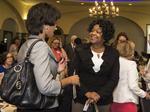 Executive advice: CPS Energy CEO Paula Gold-Williams keynotes SABJ Women's Leadership Awards
