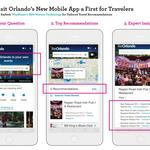 Visit Orlando launches all-in-one mobile app