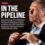 The Business Journal Interview with <strong>Greg</strong> <strong>Ebel</strong>, chairman, president and CEO of Spectra Energy Corp.