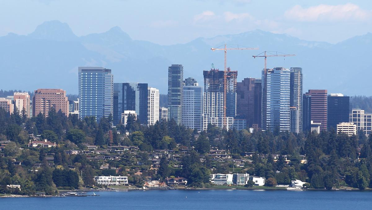 Second Use Seattle >> Amazon is buying property in Bellevue as it withdraws from ...