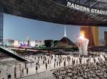 Raiders trademark 'Las Vegas Raiders' as renderings of Nevada stadium are released