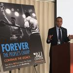 Ali Center wants to raise $10 million 'to keep that legacy strong'