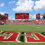 Bucs renovations revealed: Third-largest NFL display is 'better than what you have at home' (Video)