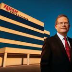 CEO of Rush Enterprises files lawsuit against his father