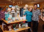 Honolulu apparel maker and retailer producing limited-edition Hello Kitty line