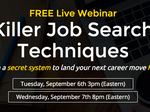 2 killer job search tools: This Business Journal and this free Webinar