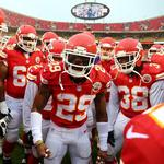 <strong>Berry</strong> is back with the Chiefs