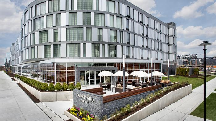 How Navy Yard's 2nd, high-end hotel could push campus from metaphorical island to tourism destination