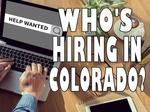 Who's hiring in Colorado? Here are the top 10 help-wanted advertisers