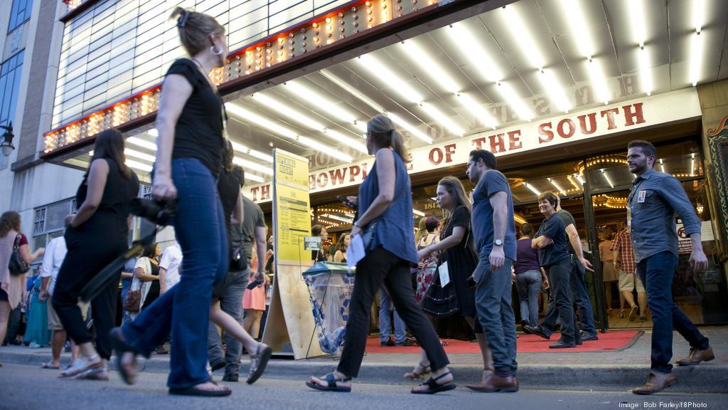 Sidewalk Film Festival lands $100,000 donation from Regions Bank