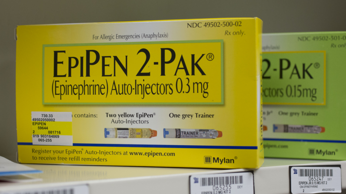 Mylan sued by French drug manufacturer