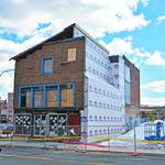 The costs of an emergency demolition in downtown Albany