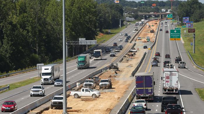 Here's how traffic congestion is costing the Charlotte area