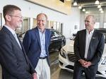 Cuillo to represent Wichita Luxury Collection on Audi dealers board