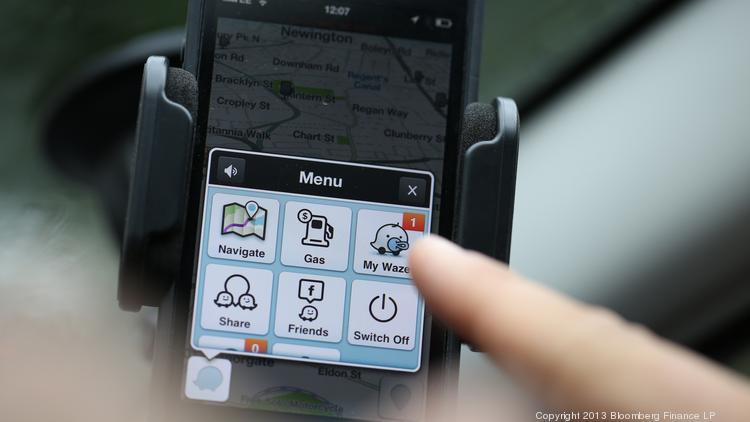 Waze to launch carpool app across California - L A  Biz