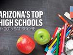 Here's how Arizona's SAT scores stack up against other states