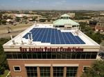 San Antonio Federal Credit Union installs solar power at headquarters, 10 branches